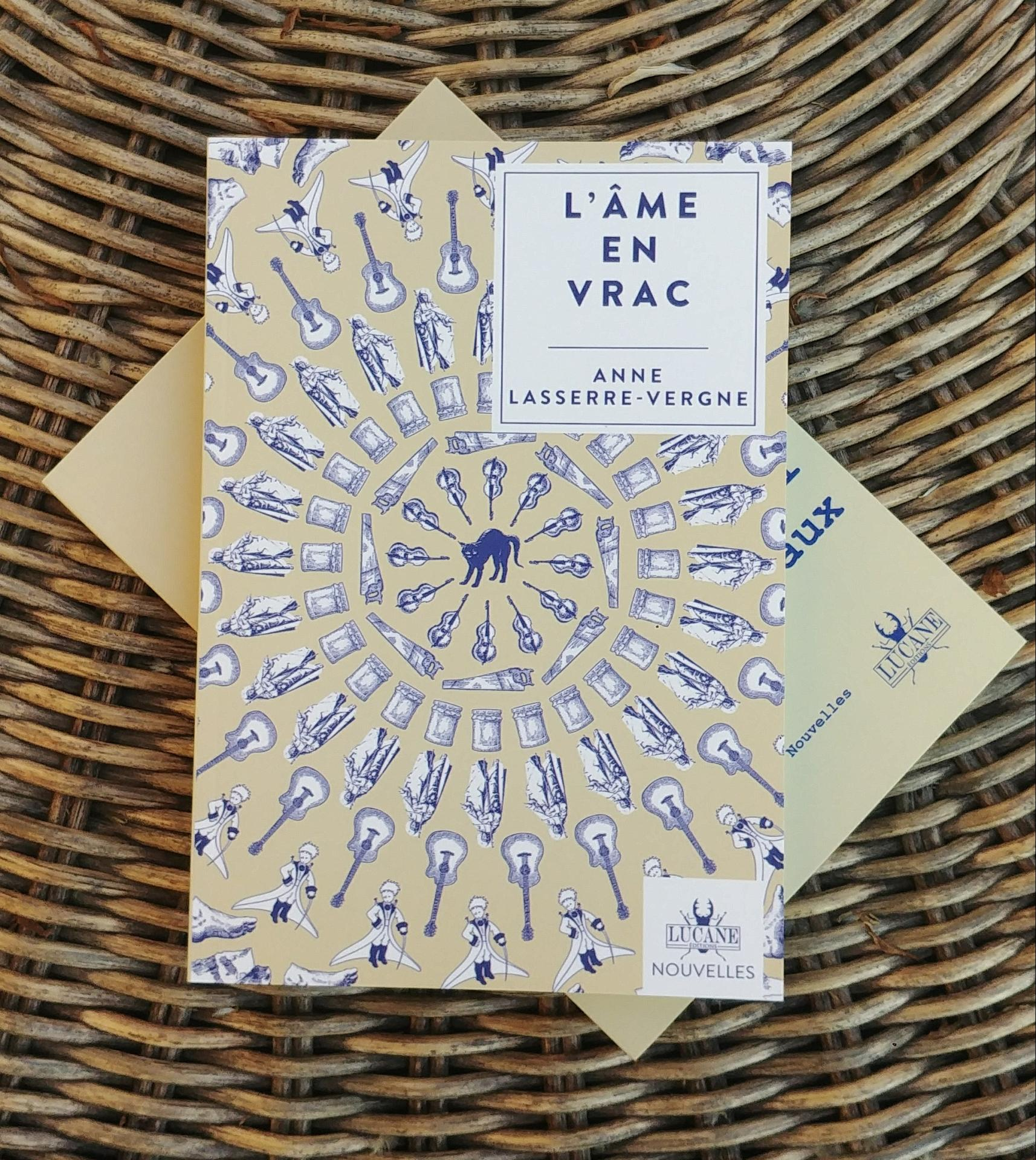 Lucane éditions, des livres, des auteurs, un éditeur
