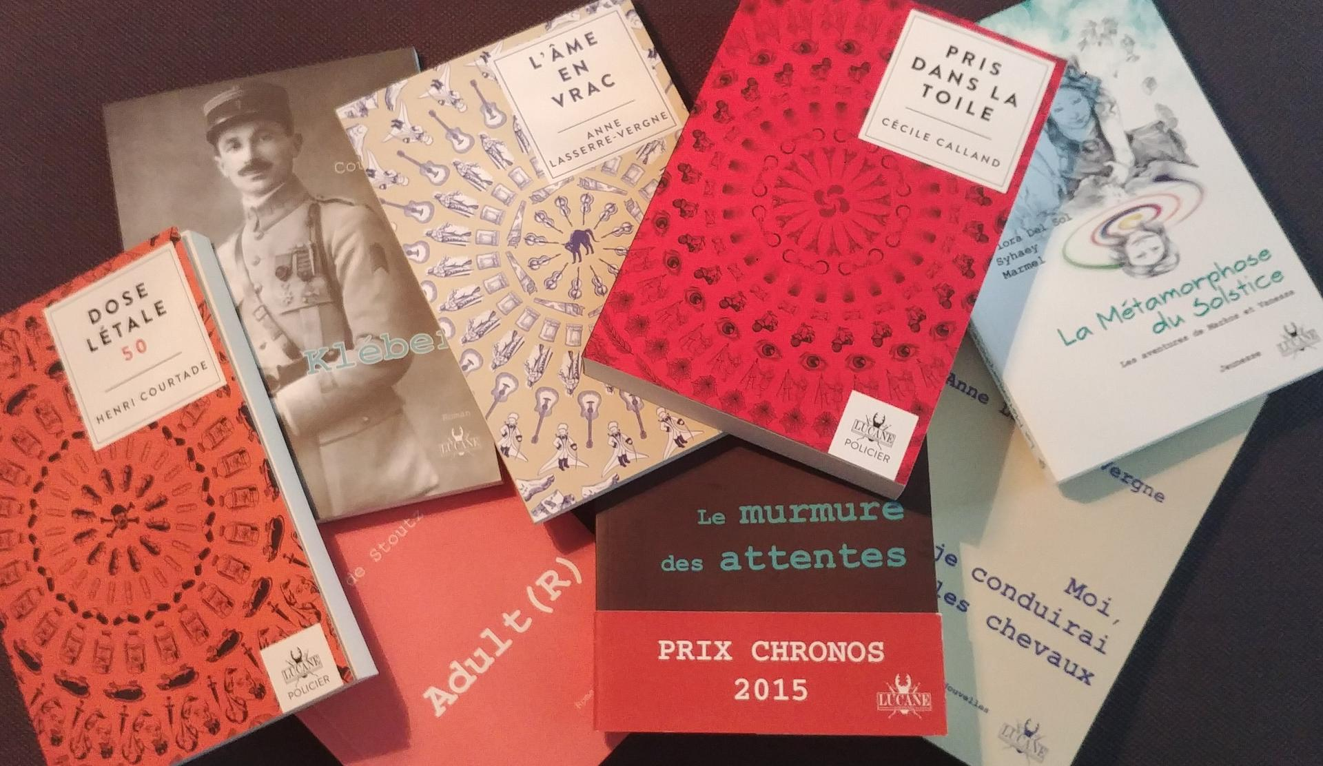 Nos livres, nos auteurs