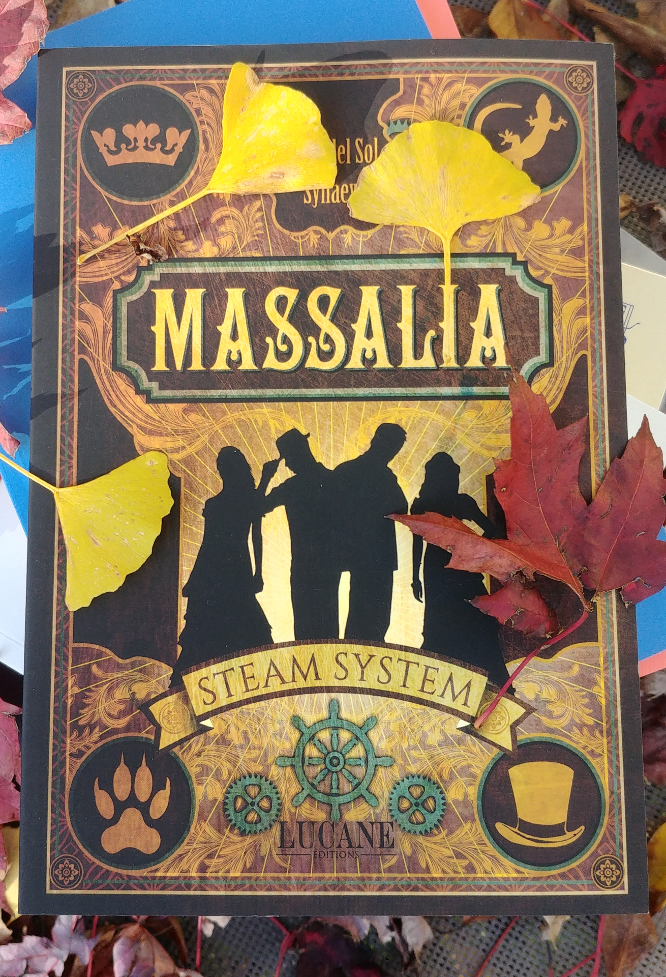 Massalia steam system