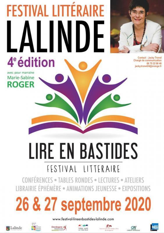 Affiche de la 4eme edition