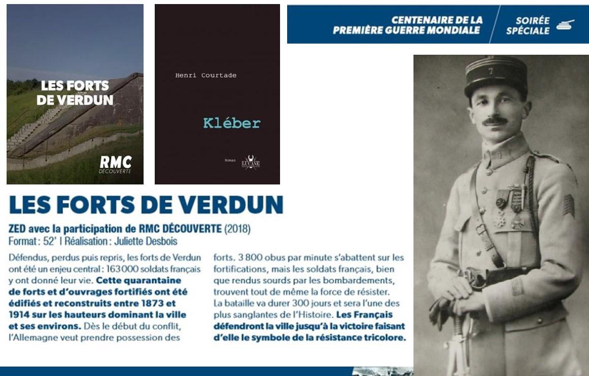Les forts de Verdun - RMC Découverte